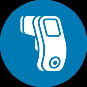 Icona febbre - Synlab CAM